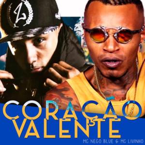 Album Coração Valente from Mc Nego Blue