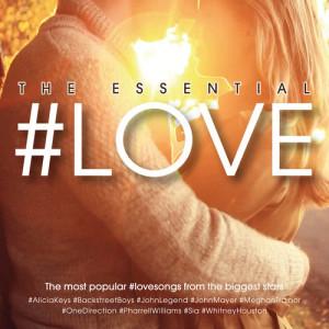อัลบั้ม The Essential #LOVE