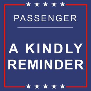 Passenger的專輯A Kindly Reminder