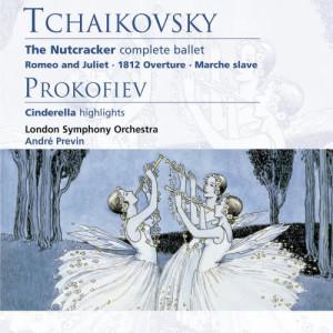 Andre Previn的專輯Tchaikovsky: The Nutcracker etc . Prokofiev: Cinderella highlights