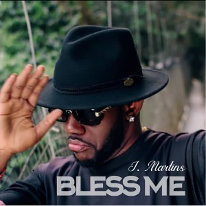 Album Bless Me from J. Martins