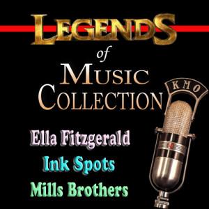 Ella Fitzgerald的專輯Legends Of Music Collection