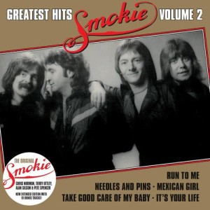 "Album Greatest Hits Vol. 2 ""Gold"" (New Extended Version) from Smokie"