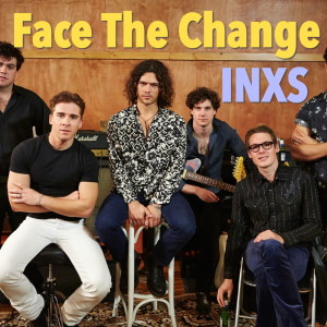 Album Face The Change from Inxs