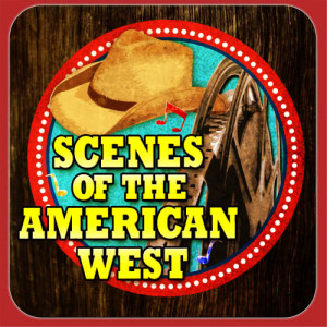 Album Scenes Of The American West from Various Artists
