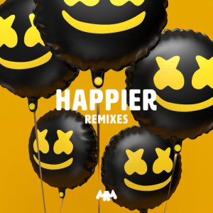Listen to Happier (SPENCE Remix) song with lyrics from Marshmello