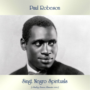 Album Paul Robeson Singt Negro Spirituals (Analog Source Remaster 2020) from Paul Robeson