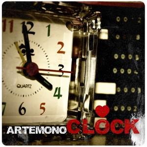 Album Clock from Artemono