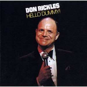 Album Hello Dummy! from Don Rickles