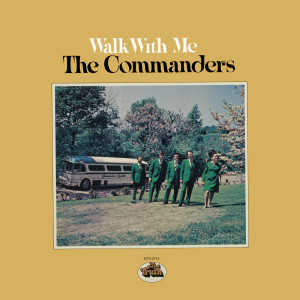 Album Walk With Me from The Commanders