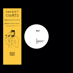 Album Captive Of The Sun from Parquet Courts