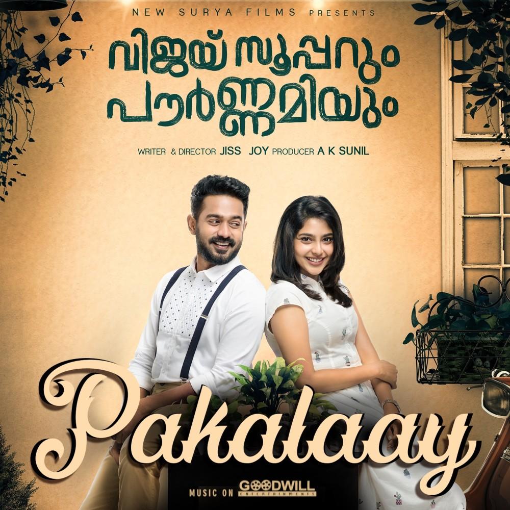 Pakalaay 2019 Vijay Yesudas