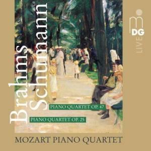 Album Piano Quartets from Mozart Piano Quartet