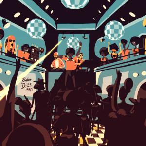 Album Roller Disco 1980 from Hi Levelz