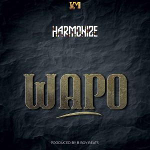 Album Wapo from Harmonize