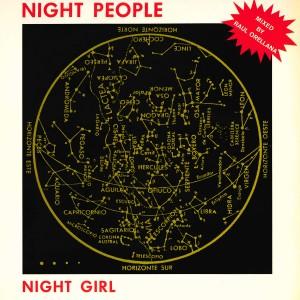 Album Night Girl from Night People