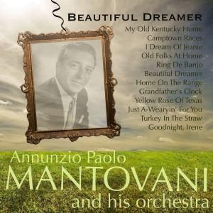 Album Beautiful Dreamer from Mantovani & His Orchestra