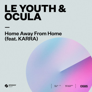 Karra的專輯Home Away From Home (feat. KARRA)