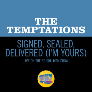 Album Signed, Sealed, Delivered (I'm Yours) from The Temptations