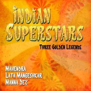 Indian Superstars - Three Golden Legends, Vol. 4 dari Mahendra