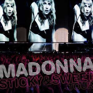 Sticky & Sweet Tour 2013 Madonna
