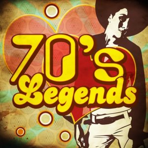 Album 70's Legends from Various Artists