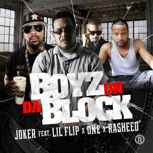 Joker樂園的專輯Boyz on da Block (Explicit)