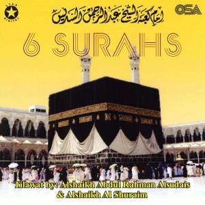 6 Surahs dari Alshaikh Abdul Rahman Alsudais