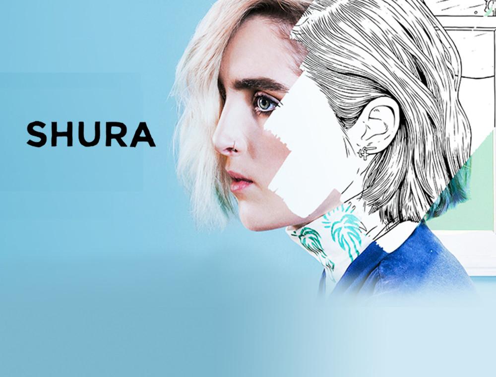 SHURA งานเพลงผสานตัวตน