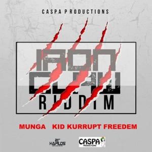 Album Iron Claw Riddim, Vol. 2 (Explicit) from Munga