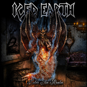 Album Enter The Realm - EP from Iced Earth