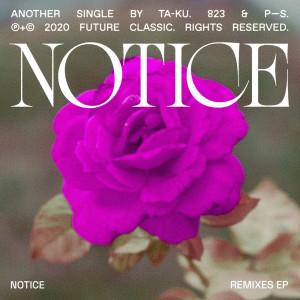 Album Notice (Remixes) from Ta-ku