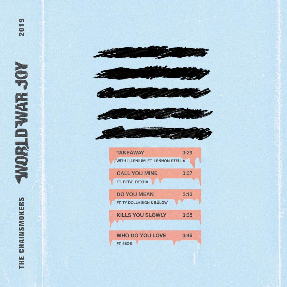 ฟังเพลงอัลบั้ม World War Joy...Takeaway