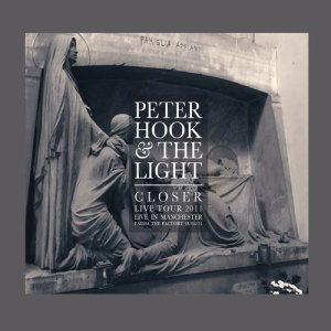 Album Closer - Live in Manchester from Peter Hook and The Light