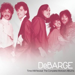 Album Time Will Reveal: The Complete Motown Albums from DeBarge