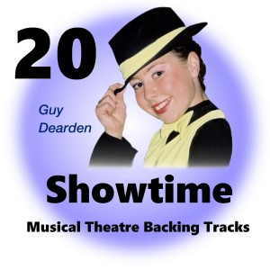 Guy Dearden的專輯Showtime 20 - Musical Theatre Backing Tracks