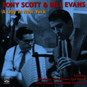 Listen to At Home With the Blues song with lyrics from Tony Scott