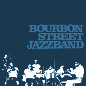 Album Up the Lazy River from Bourbon Street Jazz Band