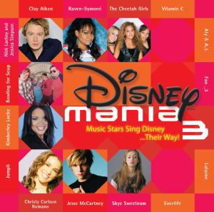 羣星的專輯Disneymania 3