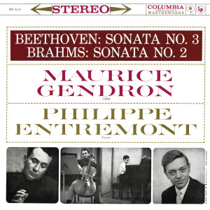Album Beethoven: Cello Sonata No. 3, Op. 69 - Brahms: Cello Sonata No. 2, Op. 99 (Remastered) from Maurice Gendron