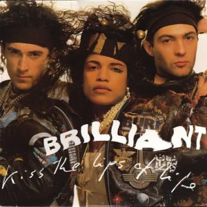 Album Kiss The Lips Of Life from Brilliant
