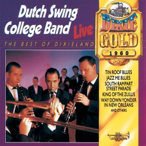Album Live In 1960 from Dutch Swing College Band