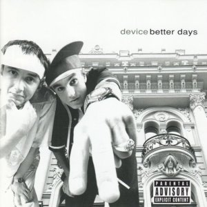 Album Better Days from Device
