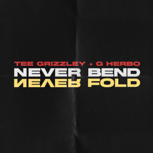 Album Never Bend Never Fold from Tee Grizzley