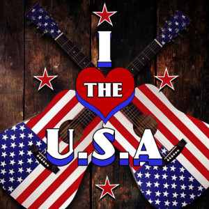 Album I Love The USA from Conway Kershaw