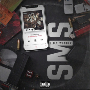 Album SMS Save My Soul Single from B.O.Y Wonder
