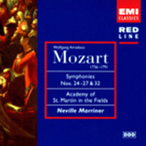 Listen to Symphony No. 26 in E flat K184/K161a: I. Molto presto song with lyrics from Academy of St. Martin in the Fields