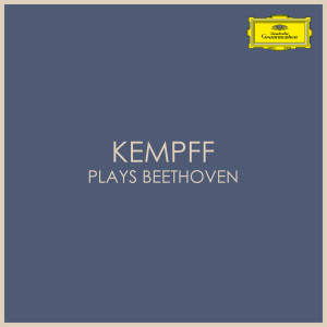 Album Kempff plays Beethoven from Wilhelm Kempff