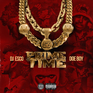 Album Primetime from DJ Esco
