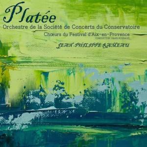Album Rameau: Platée from Orchestre De La Societe Des Concerts Du Conservatoire